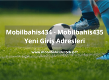 Mobilbahis434 ve Mobilbahis435